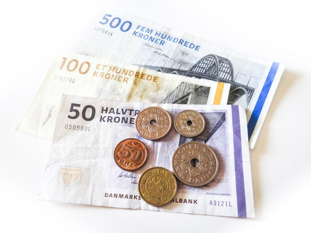 Bezahlen In Dänemark Wo Am Besten Geld Abheben Und Geld Wechseln