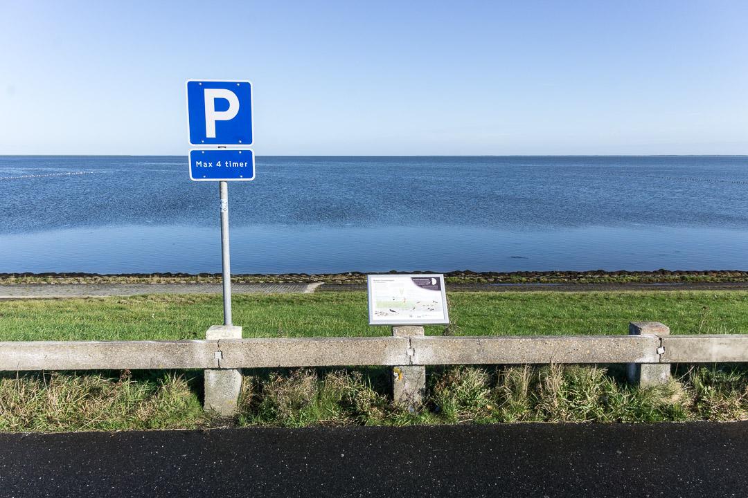 Parkplatz Rømødæmningen