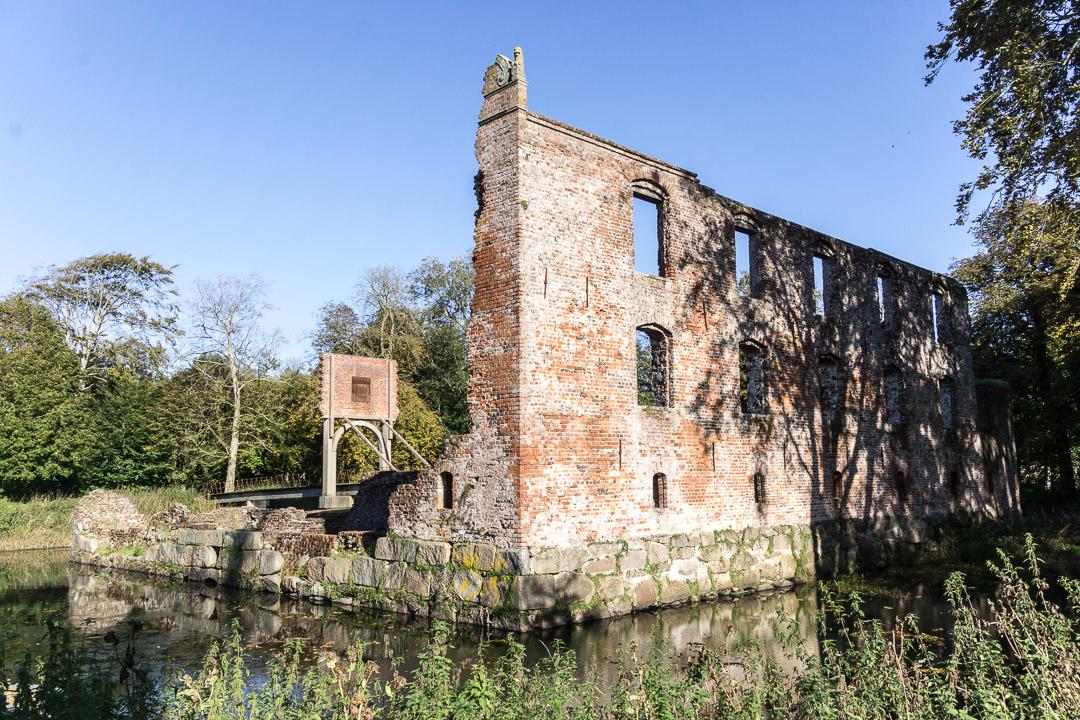 Trøjborg Ruine