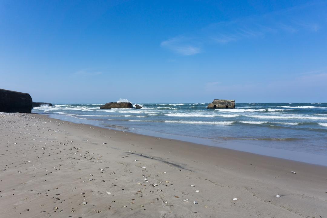 Traumhaft am Vigsø Strand
