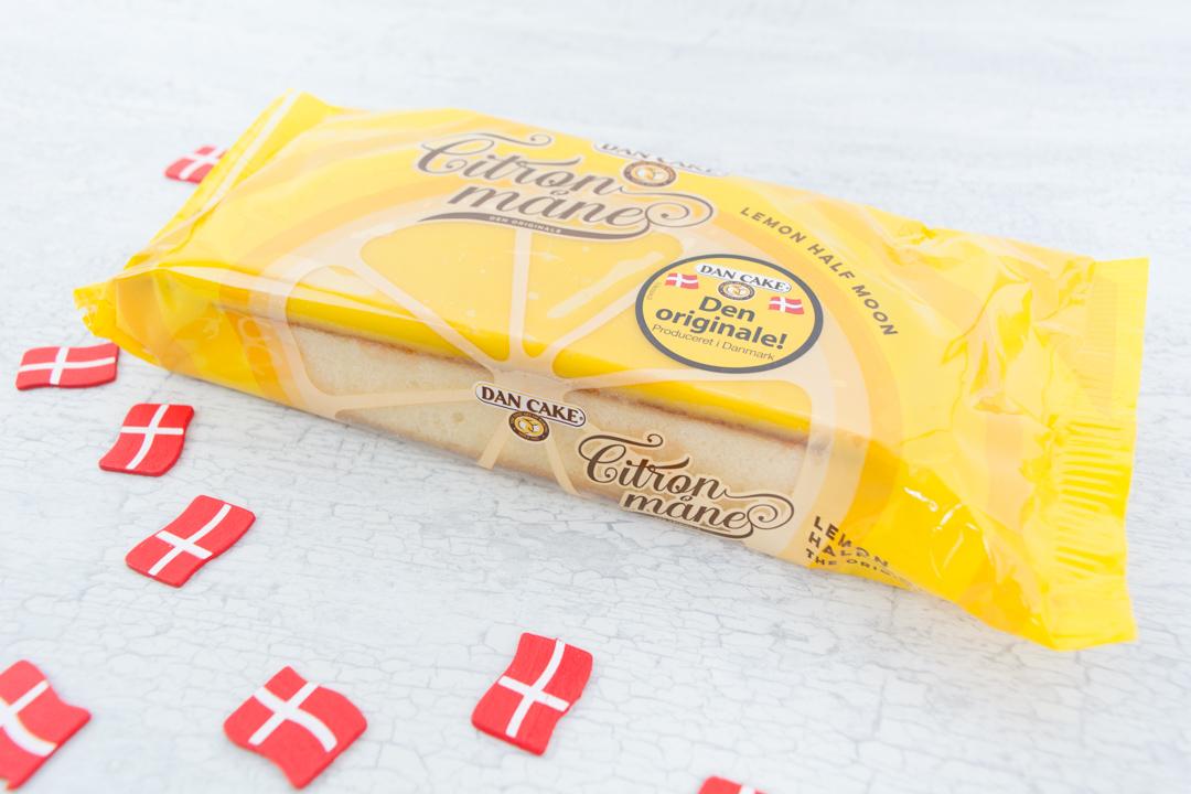 Lemon Moon - Danish Lemon Cake