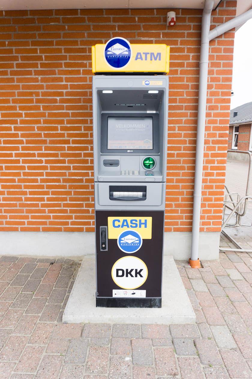 Euronet Geldautomat