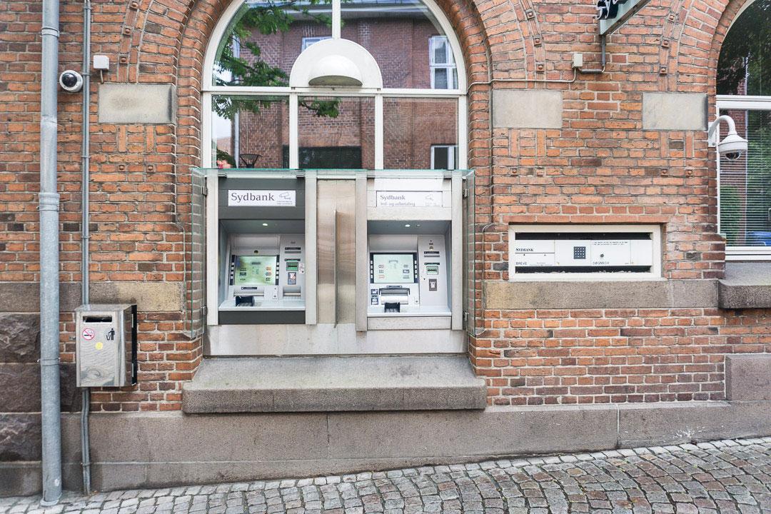 Sydbank Geldautomat