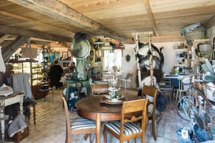 Einfach hyggelig im Cafe Hattesgaard auf Rømø