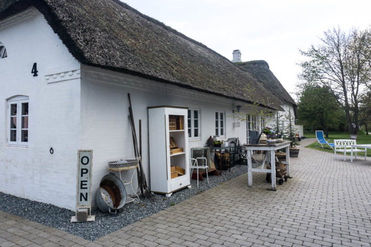 Rømø Hattesgaard Cafe