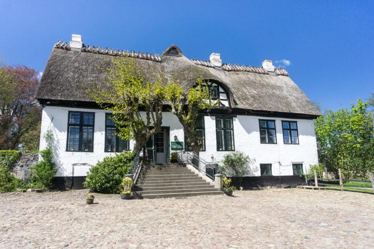 Ehemalige Landarztpraxis - Seit 2013 Café Lindauhof