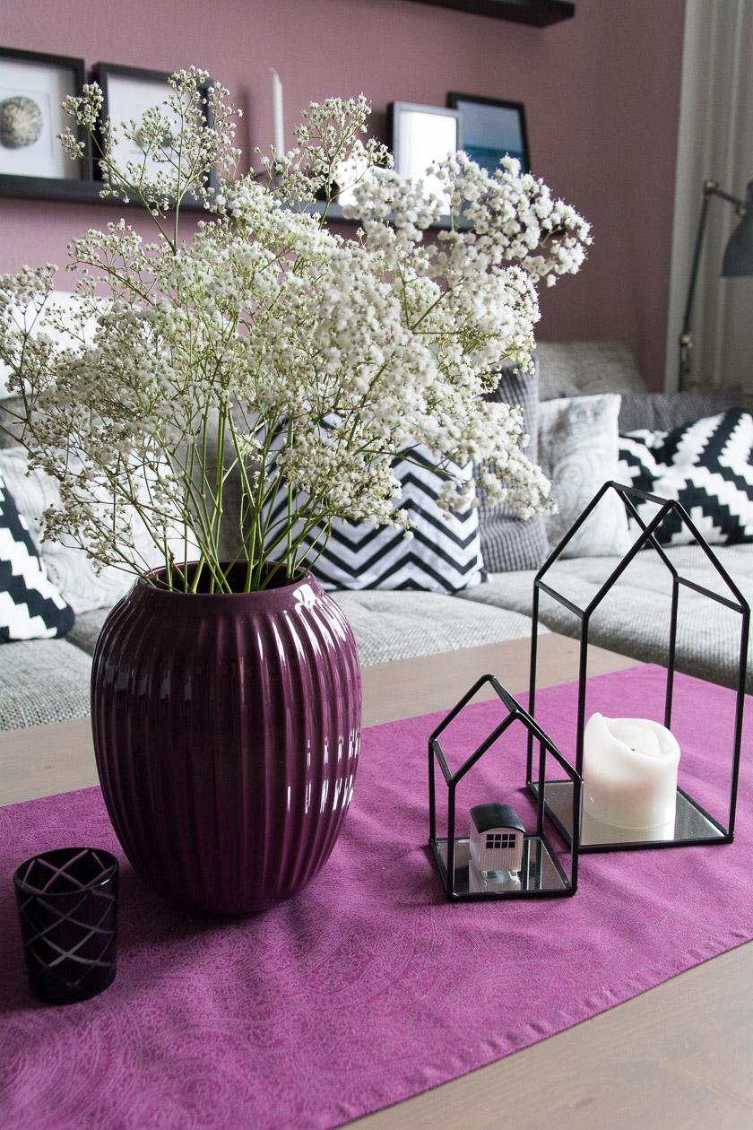 Hygge Zuhause ( Vase Kähler)