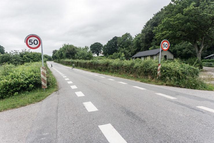 50 in der Ortschaft Dänemark