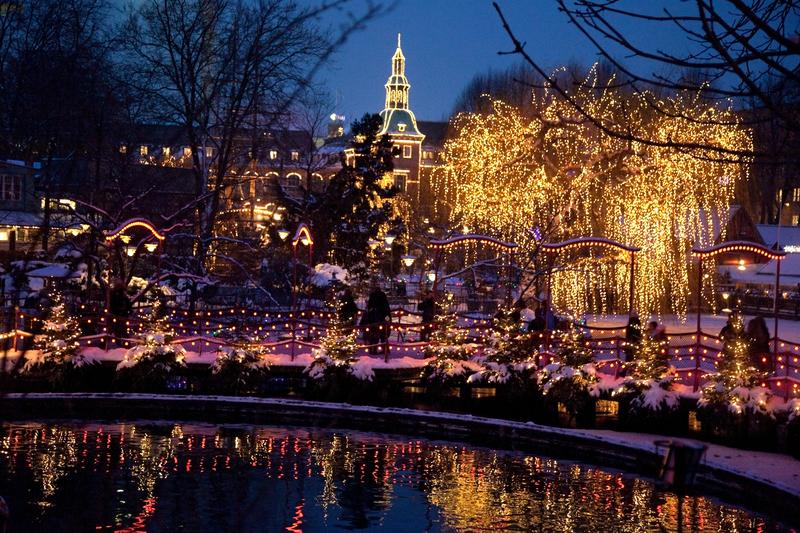 Weihnachten in Tivoli