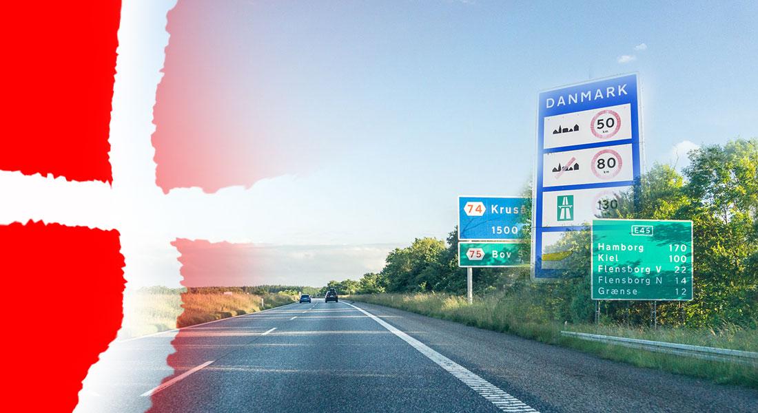 Verkehrsregeln in Dänemark