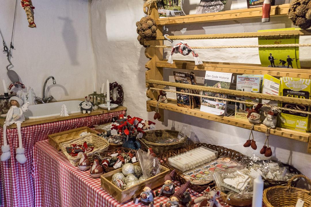 Tornby Gamle Købmandsgaard - Weihnachtsdeko