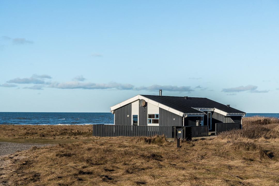 Ferienhaus dicht am Meer in Skallerup-Klit