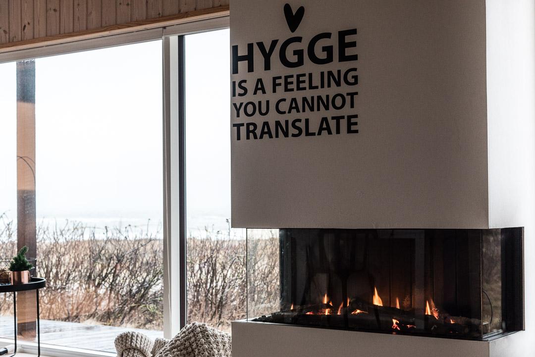 Hyggezeit im Ferienhaus