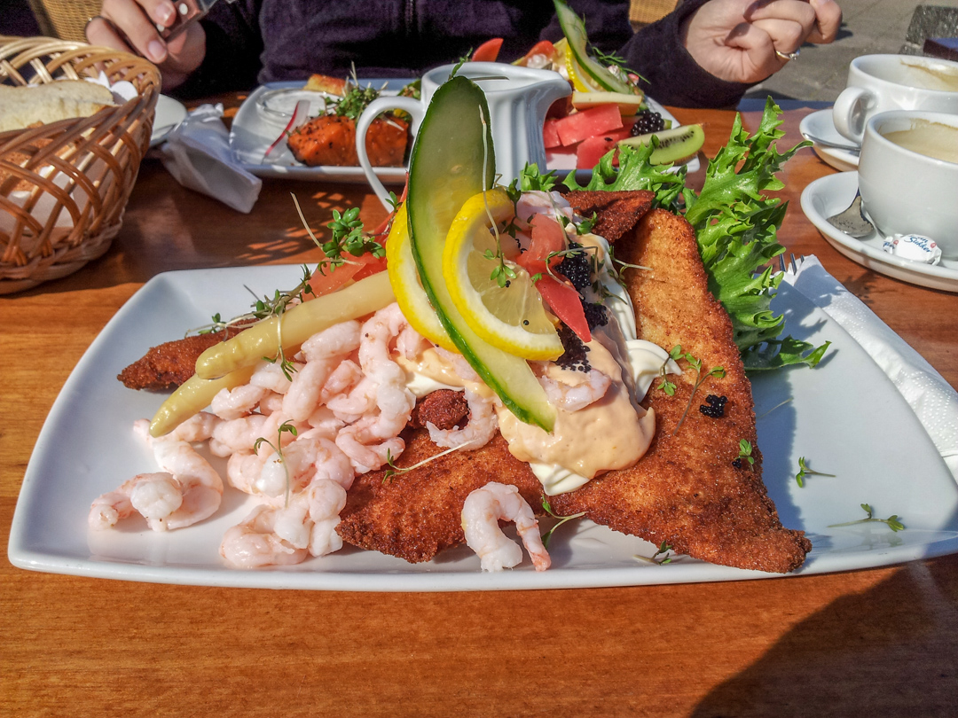 Stjerneskud - Sternschnuppe / Restaurant Lilleheden