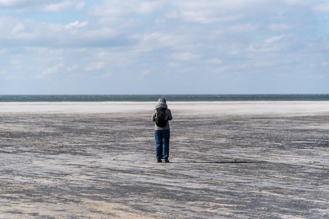 März - Fanø, Rindby Strand