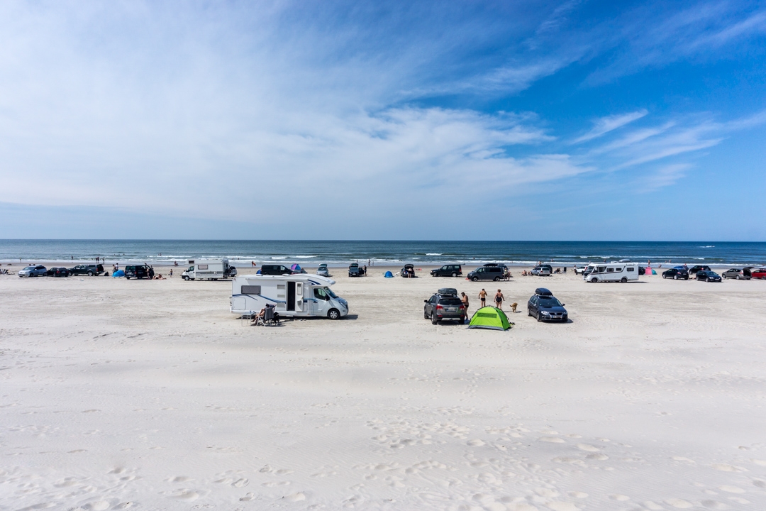 Juli- Vejers Strand
