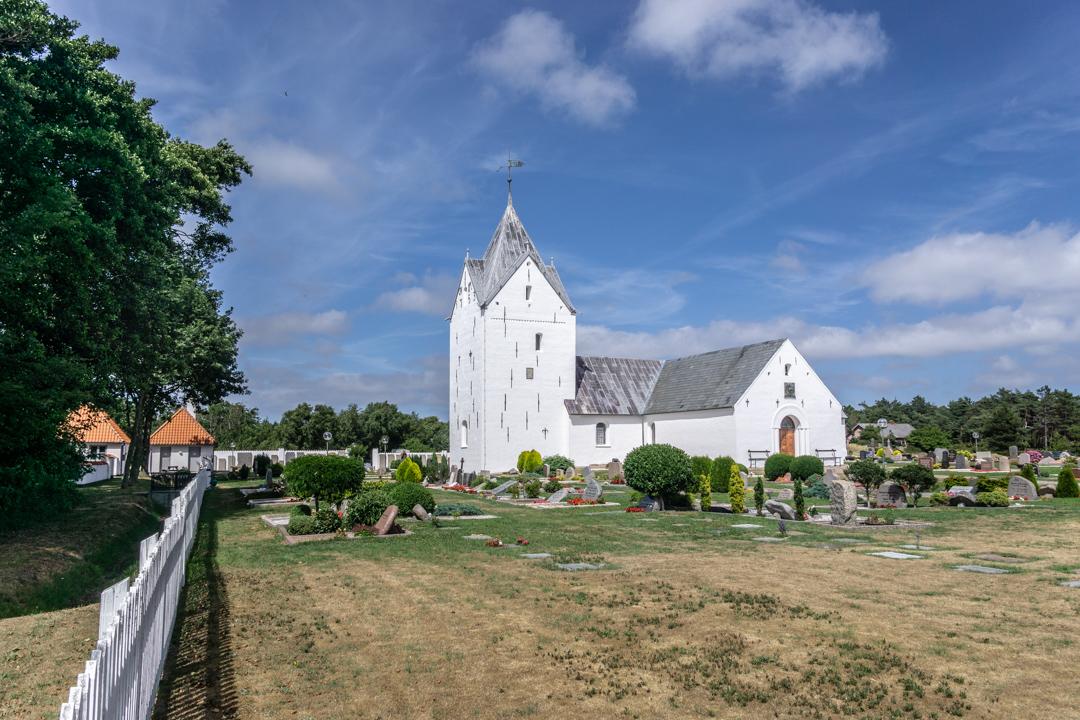 Sct. Clemens Kirke Rømø