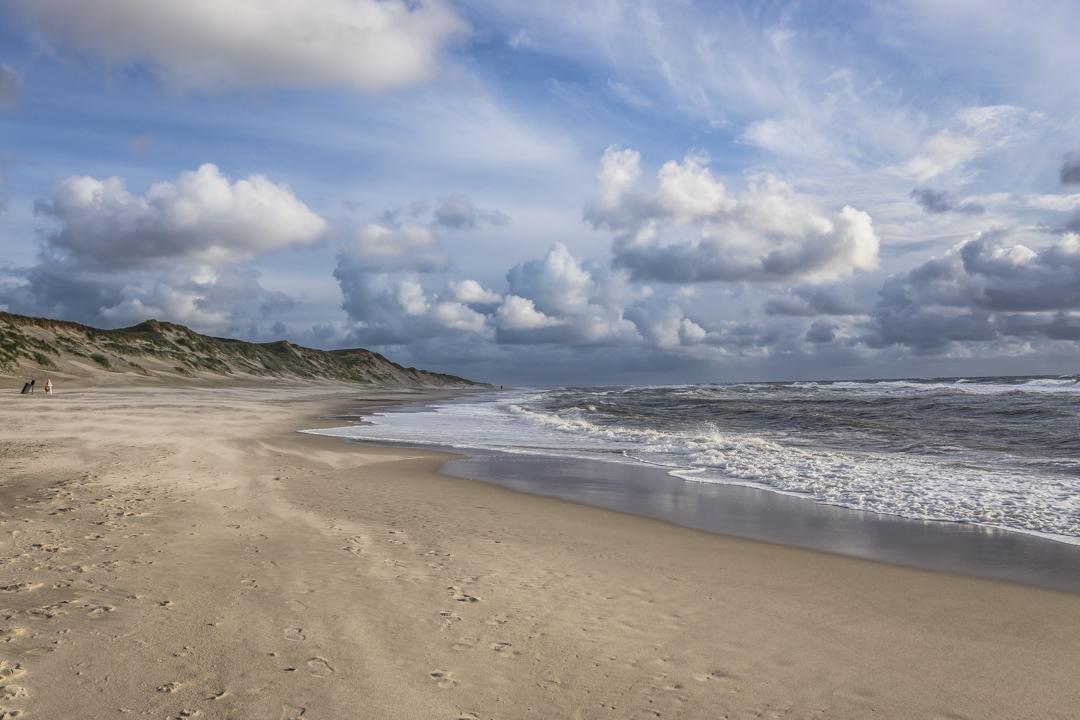 Strand in Hvide Sande