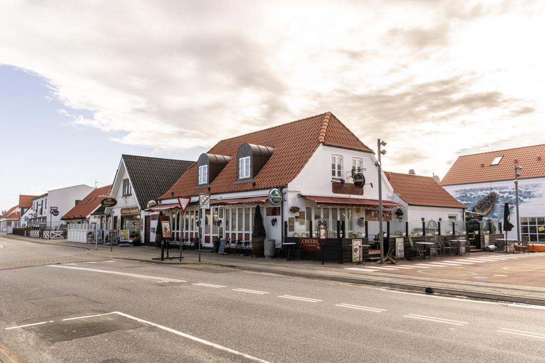 Bäcker und Restaurant in Blokhus