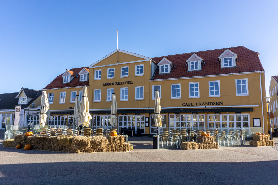 Cafe Frandsen in Løkken
