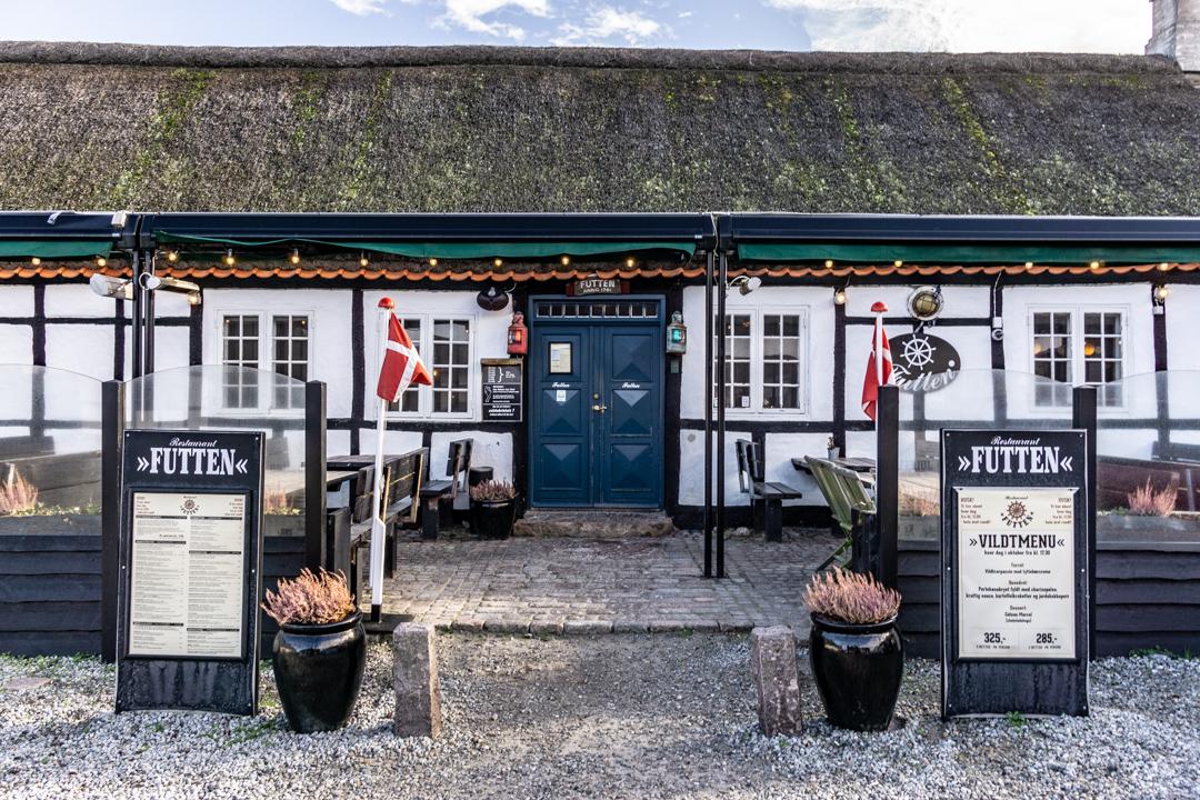 Restaurant Futten in Blokhus
