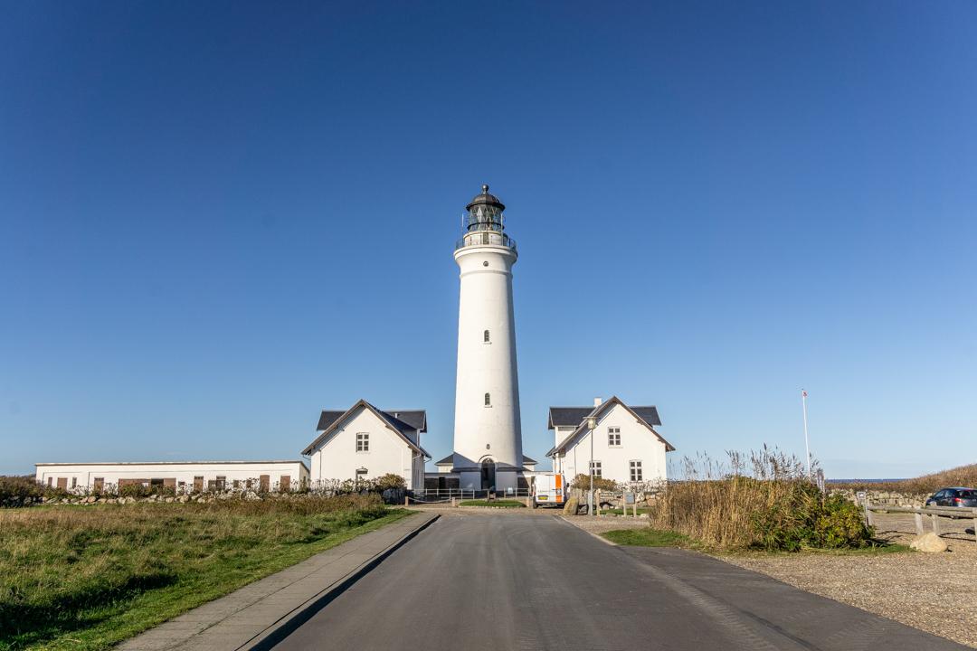 Leuchtturm Hirtshals in Dänemark