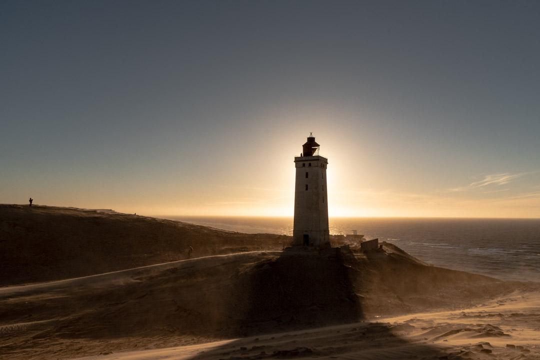 Sonnenuntergang Rubjerg Knude