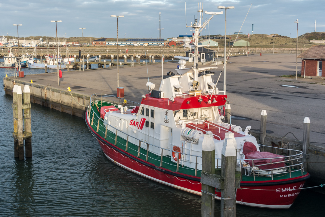 Seenotrettungsboot Emile Robin