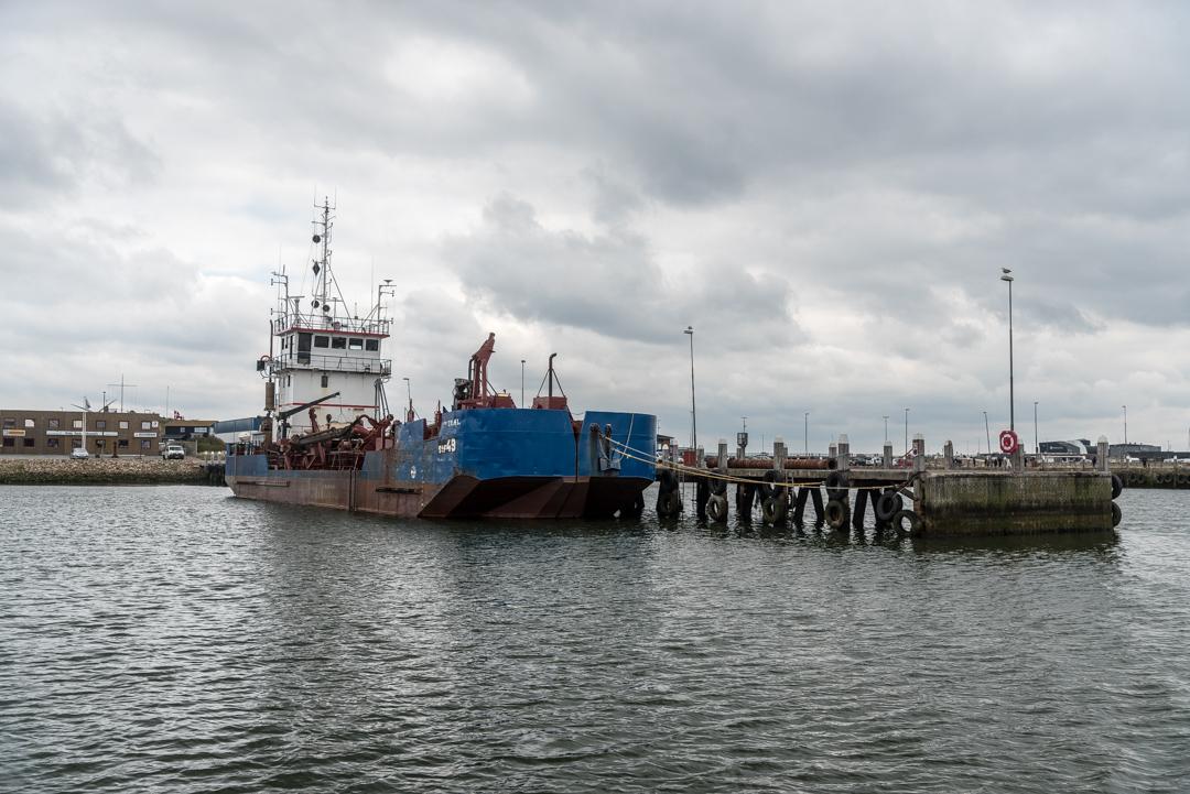 Hafenrundfahrt Hvide Sande