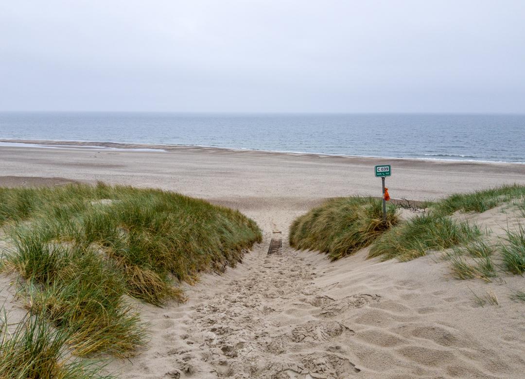 Strandaufgang C039 in Argab