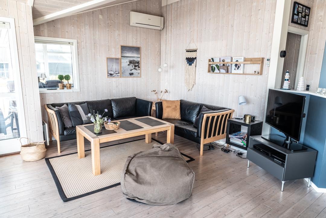 Wohnzimmer Couch Fernseher