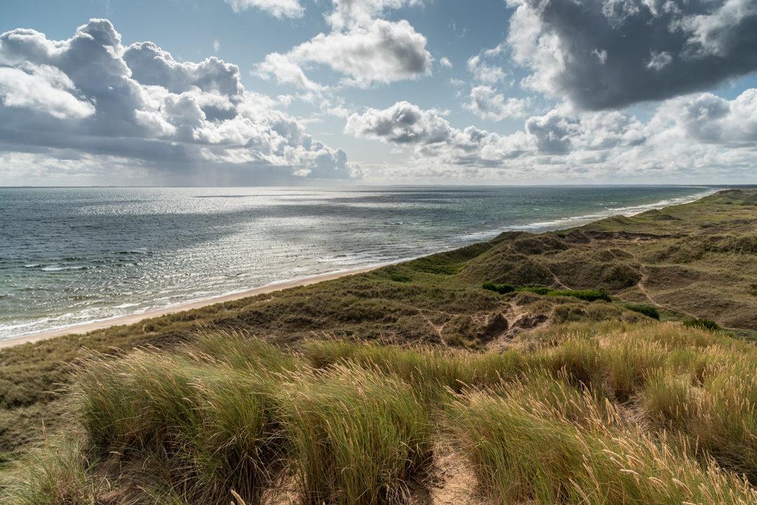 Ostsee Dünenlandschaft