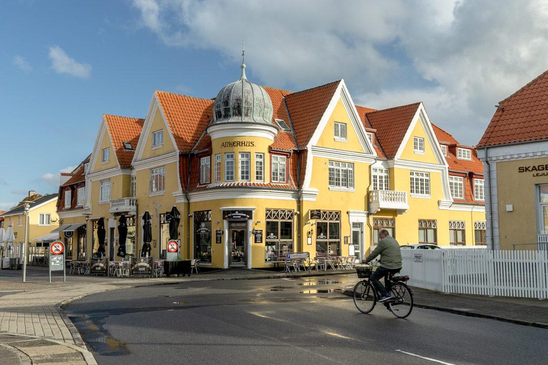 Restauran Dit Smørrebrød Adresse: Østre Strandvej 1, 9990 Skagen