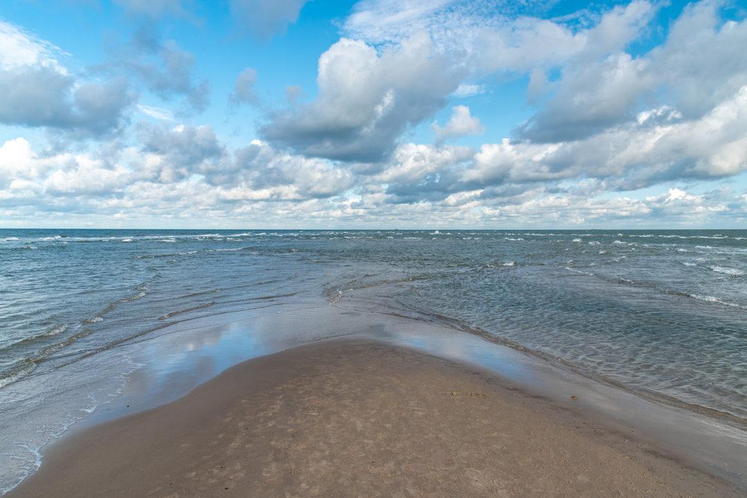 Grenen - Wo Nordsee und Ostsee sich treffen