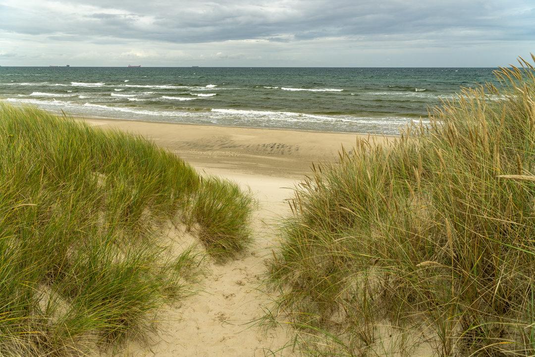 Strandzugang Hulsig