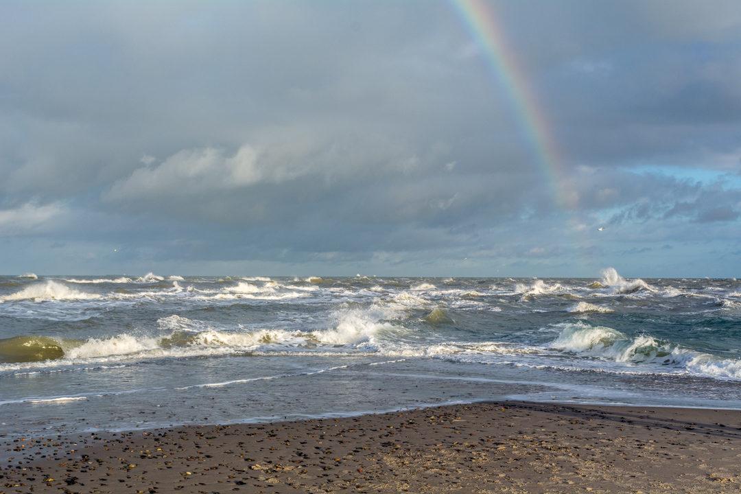 Grenen - Wo Nordsee und Ostsee sich treffen - November 2015