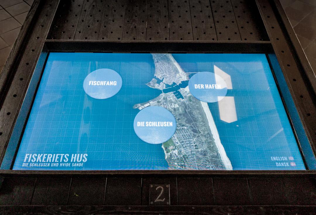 Digitale Infos zum Hafen
