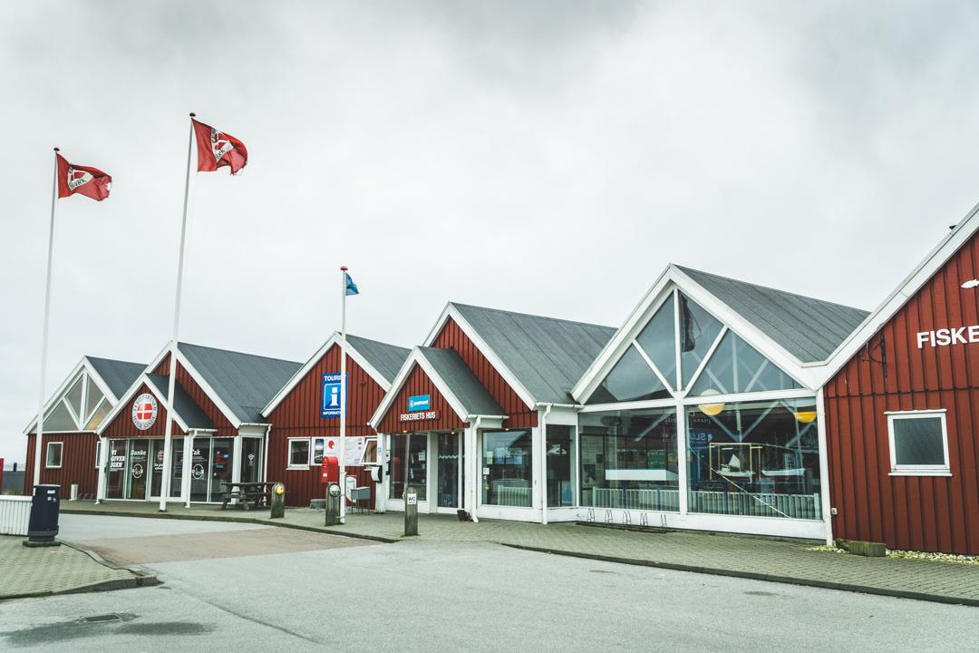 Fiskeriets Hus in Hvide Sande